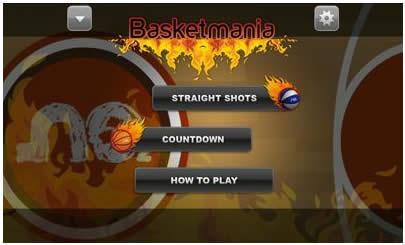 Game Name : Basketmania