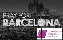 Nota de la Secretaría General de la Conferencia Episcopal Española sobre el atentado en Barcelona