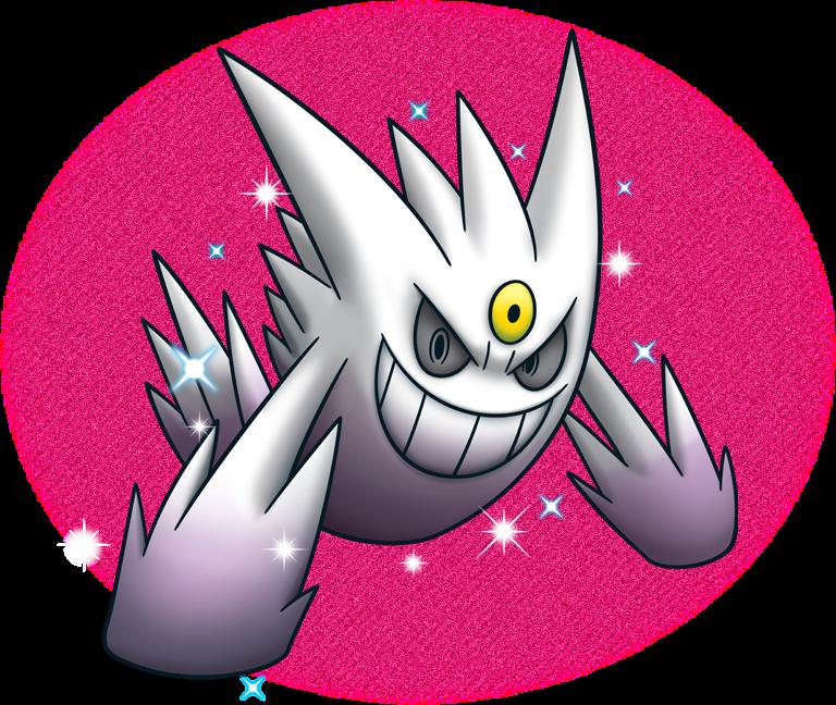 Pokemon 2014 Haloween Promotions: Free Shiny Gengar, Pumpkaboo