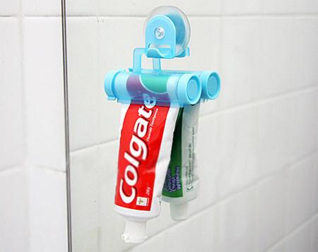 Специальная выжималка для зубной пасты