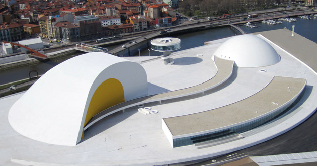 Mart nez ant n arquitectos la arquitectura moderna de - Arquitectos aviles ...