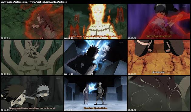 Naruto Shippuden Sub Español HD