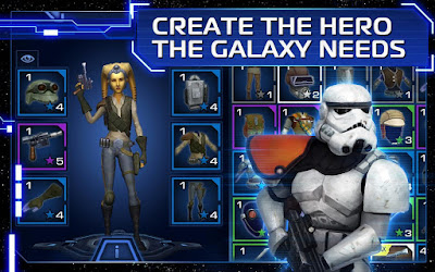 Star Wars Uprising 1.0.2 MOD APK+DATA-screenshot-4