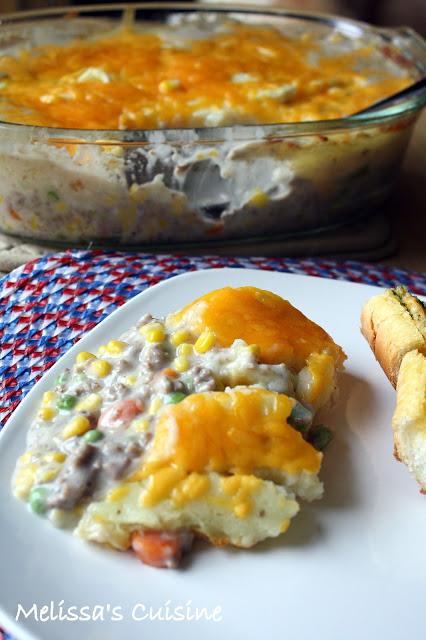 Melissa's Cuisine: Shepherd's Pie