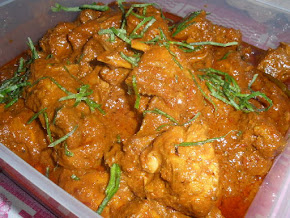RENDANG AYAM