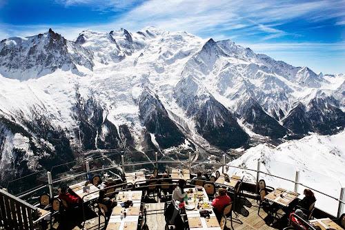 Restauante Le Panoramic - Chamonix – França