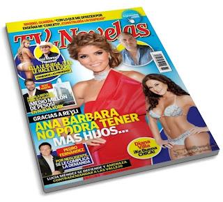 Revista tvynovelas 12 marzo 2012 versi n pdf digital for Revistas de espectaculos