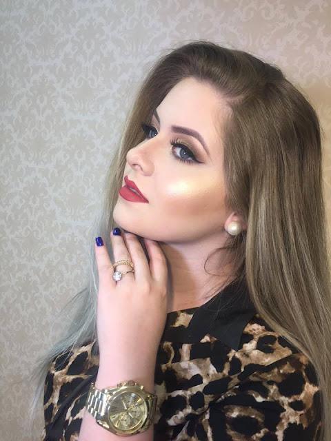 Trabalho da maquiadora de Curitiba Michele Parente