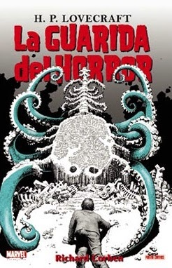 La guarida del horror. H.P. Lovecraft