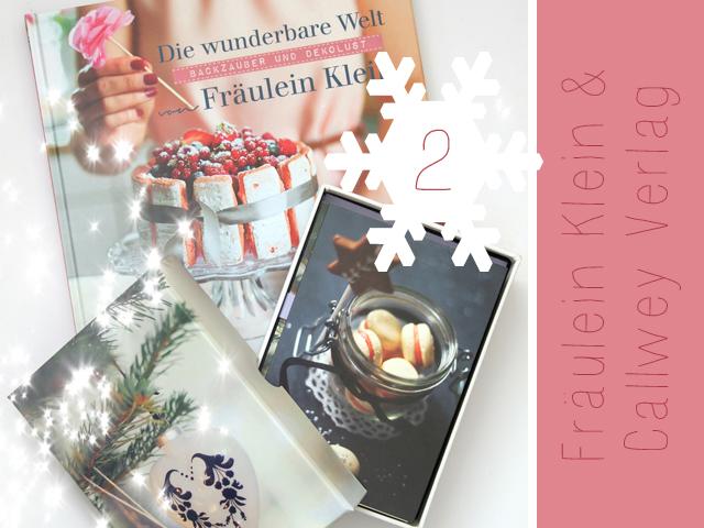 Adventsverlosung mit Fräulein Klein und dem Callwey Verlag - Buch und Kartenset // Bildrechte für Buchcover und Karten beim Callwey Verlag