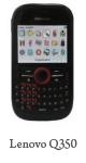 Spesifikasi Lenovo Q350