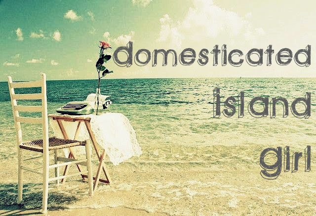 Domesticated Island Girl