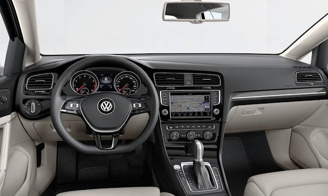 VW Golf Highline 1.4 Flex 2016 - interior
