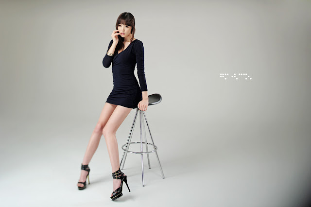 5 Sexy Hong Ji Yeon -Very cute asian girl - girlcute4u.blogspot.com