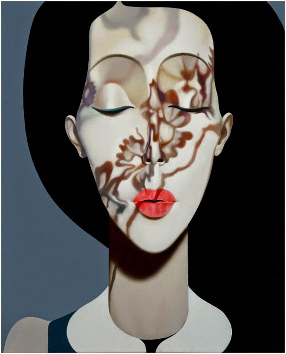 Slava Fokk Painting Artwork
