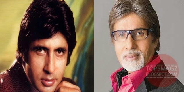Bintang Bollywood Jaman Dulu Paling Terkenal