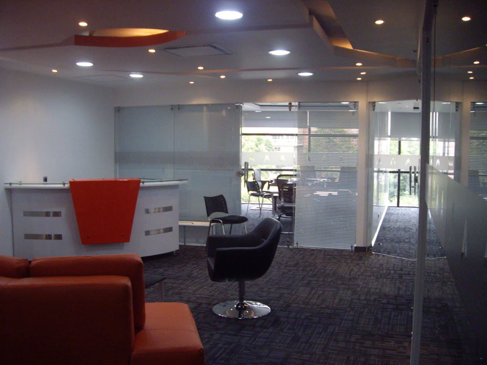 Remodelaciones de oficinas remodelaciones de oficinas for Deco oficina