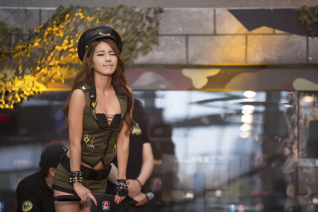 Park Si Hyun, World Of Tanks
