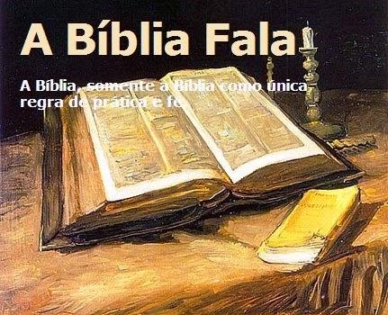 SIGA A BÍBLIA A PALAVRA DE DEUS: