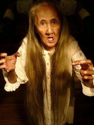 Lilia Cuntapay the legendary queen of Philippine horror