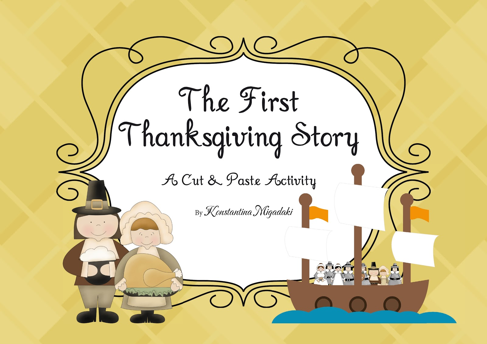 Uncategorized Thanksgiving Day History the constant kindergartener teaching ideas and resources for thanksgiving day history literacy worksheets pre k kindergarten first grade free