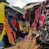 Kemalangan Bas SP Bumi Treler Di Jeli Kelantan Pemandu Bas Positif Dadah