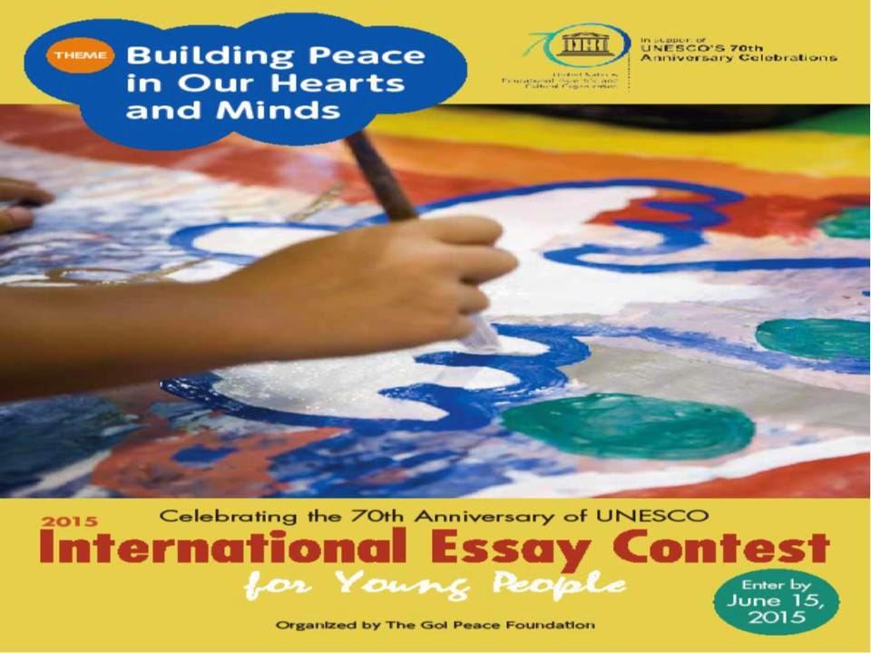 Goi Peace Award   The Goi Peace Foundation