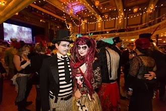 Edwardian Ball & World's Faire San Francisco and Los Angeles