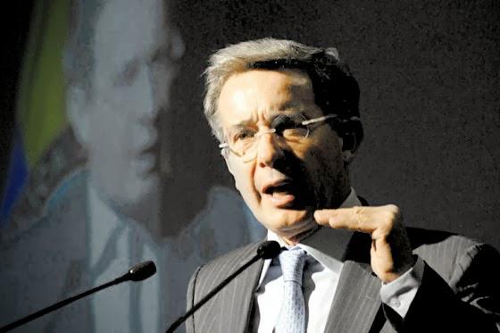 Álvaro Uribe Vélez convención | Copolitica