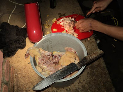 Baham Sate Ayam Rahadi Teguh Prasetyo PTIK Unnes