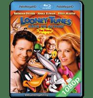 LOONEY TUNES: DE NUEVO EN ACCIÓN (2003) FULL 1080P HD MKV ESPAÑOL LATINO
