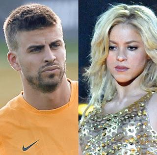 Ruptura de Shakira y Piqué