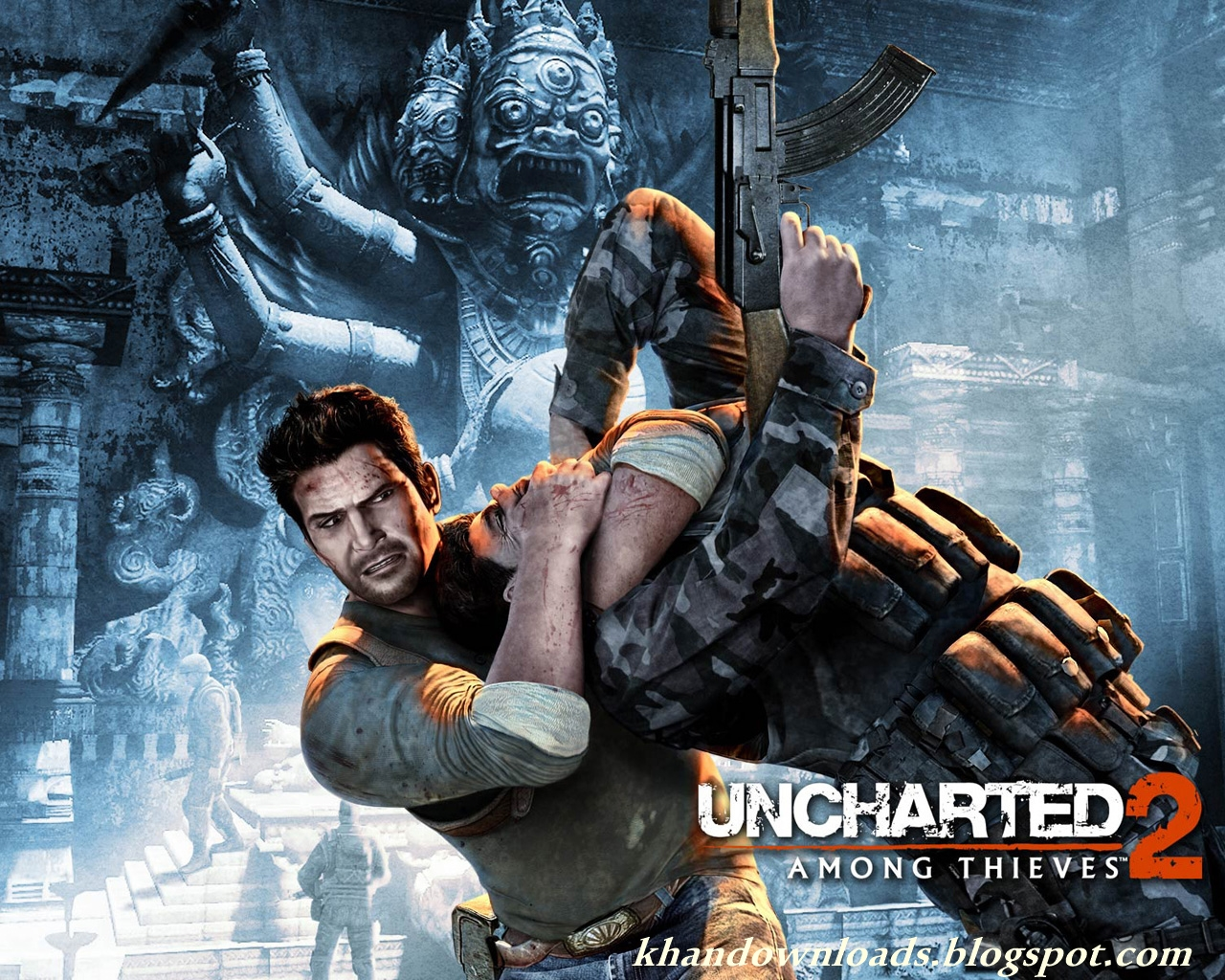games uncharted among thieves