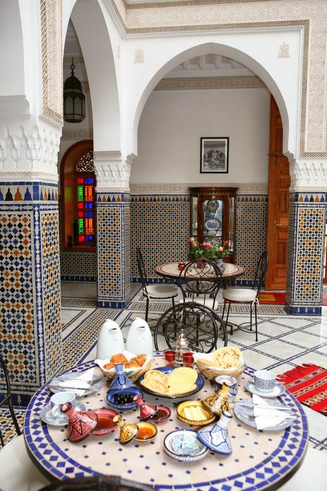 Maison & Tâble d'hôte à Marrakech