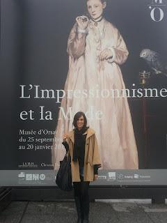Histoire de la mode, impressionnisme et la mode