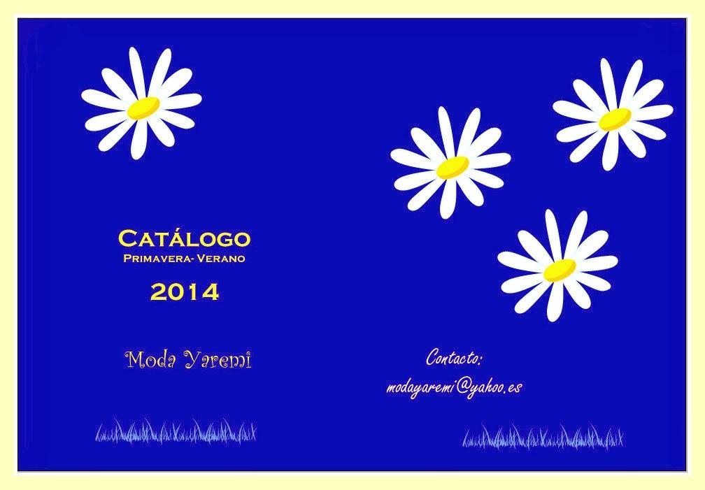 Catálogo Primavera 2014