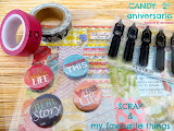 Sorteo Scrap &amp; my favourite things