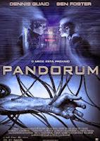 Filme Pandorum Dublado AVI DVDRip