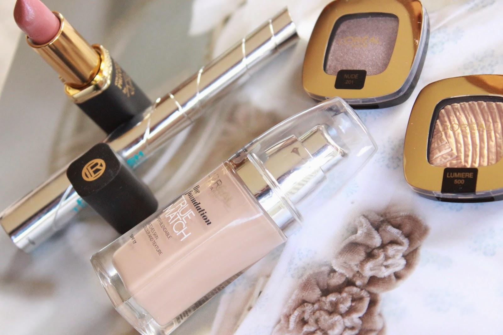 l'oréal haul, shoplog nieuwe producten l'oréal