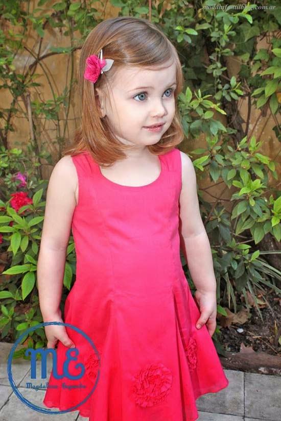 vestidos para niñas verano 2014