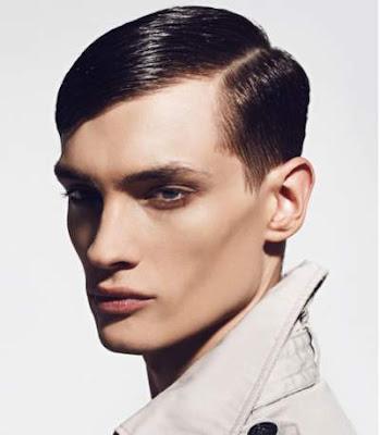 Gaya sleek untuk rambut pria 2016