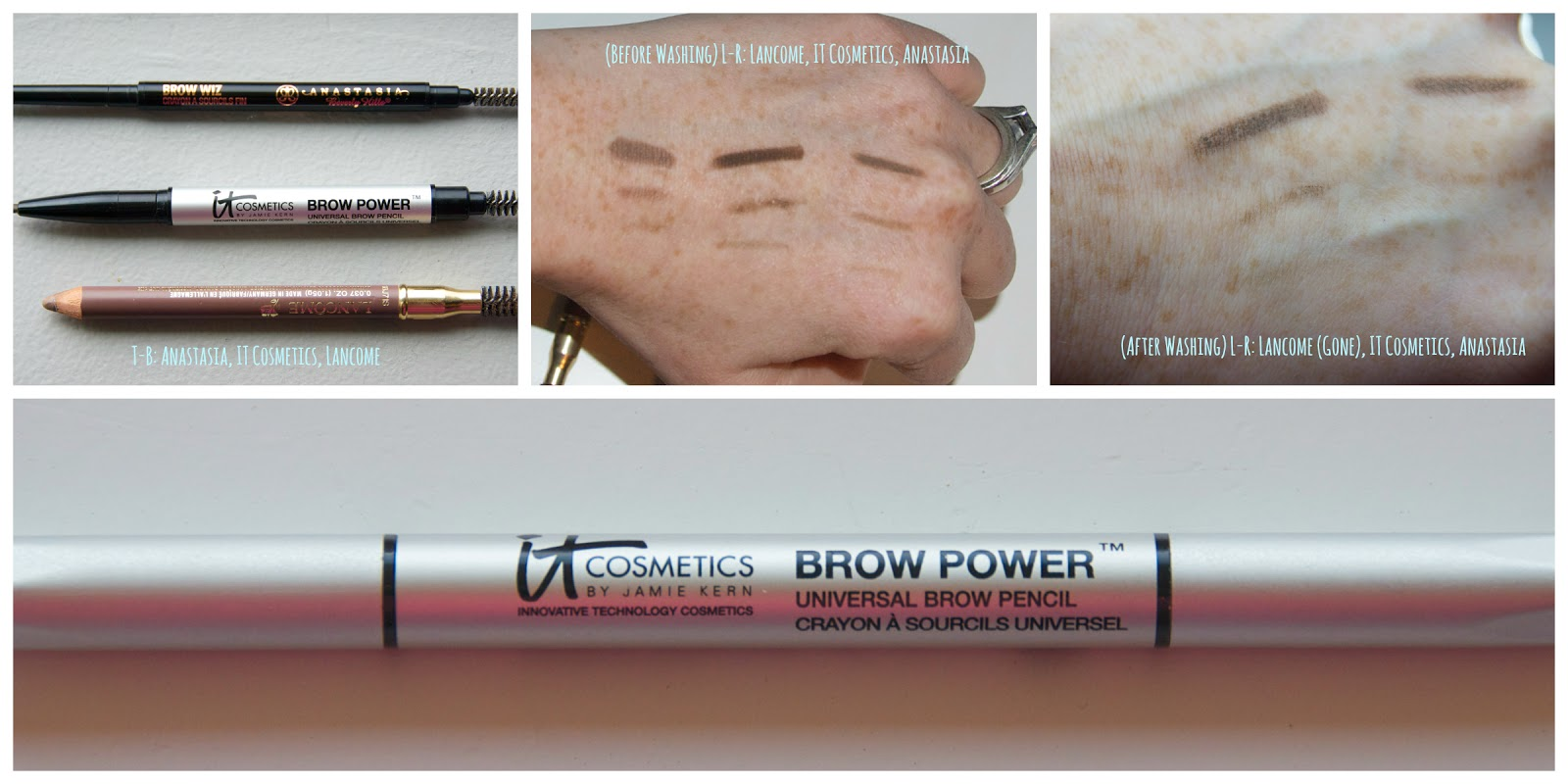 Jillicious Cosmetics Big Talkers It Cosmetics Brow Power Universal