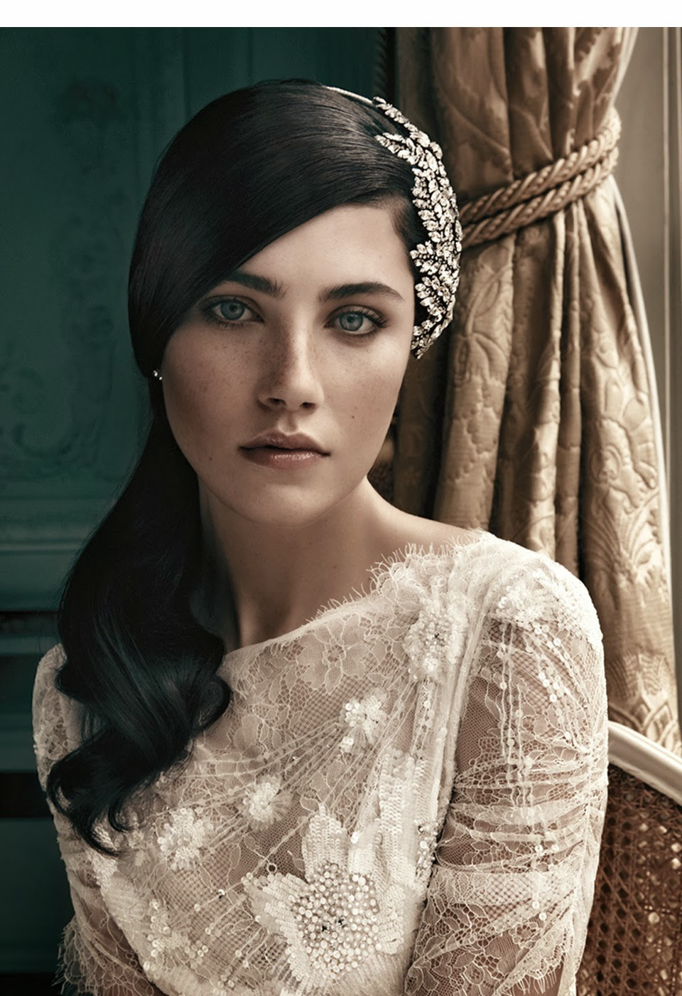 Jenny Packham 2014 Bridal Collection Ads
