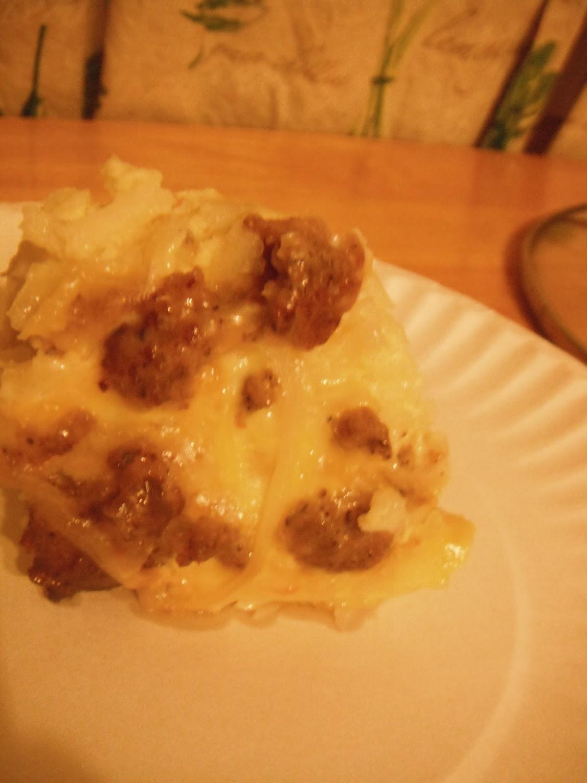 Obsession: Egg Bake Breakfast for Dinner & No-Bake Pumpkin Cheesecake ...
