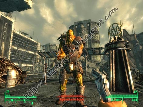 Free Download Games - Fallout 3