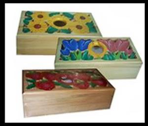 Tempat Tissue Kotak (panjang)