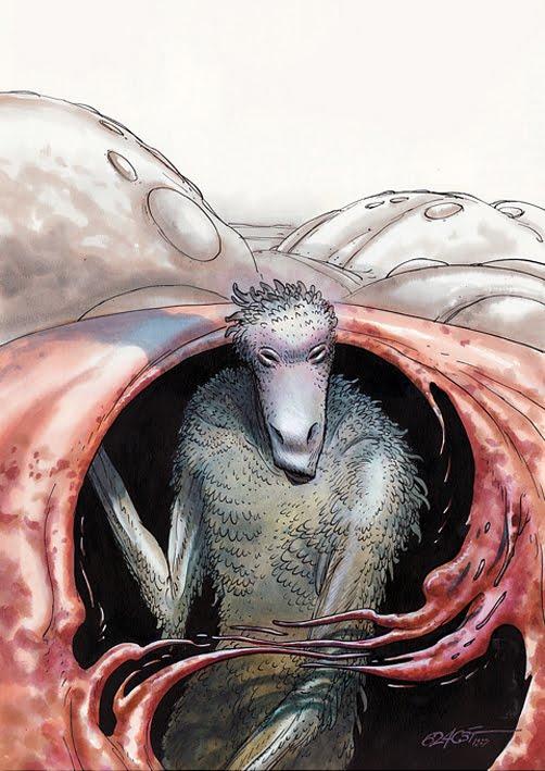 Doctor Ojiplatico. 624c35 (Toni Garcés)Imago - Octavia Butler