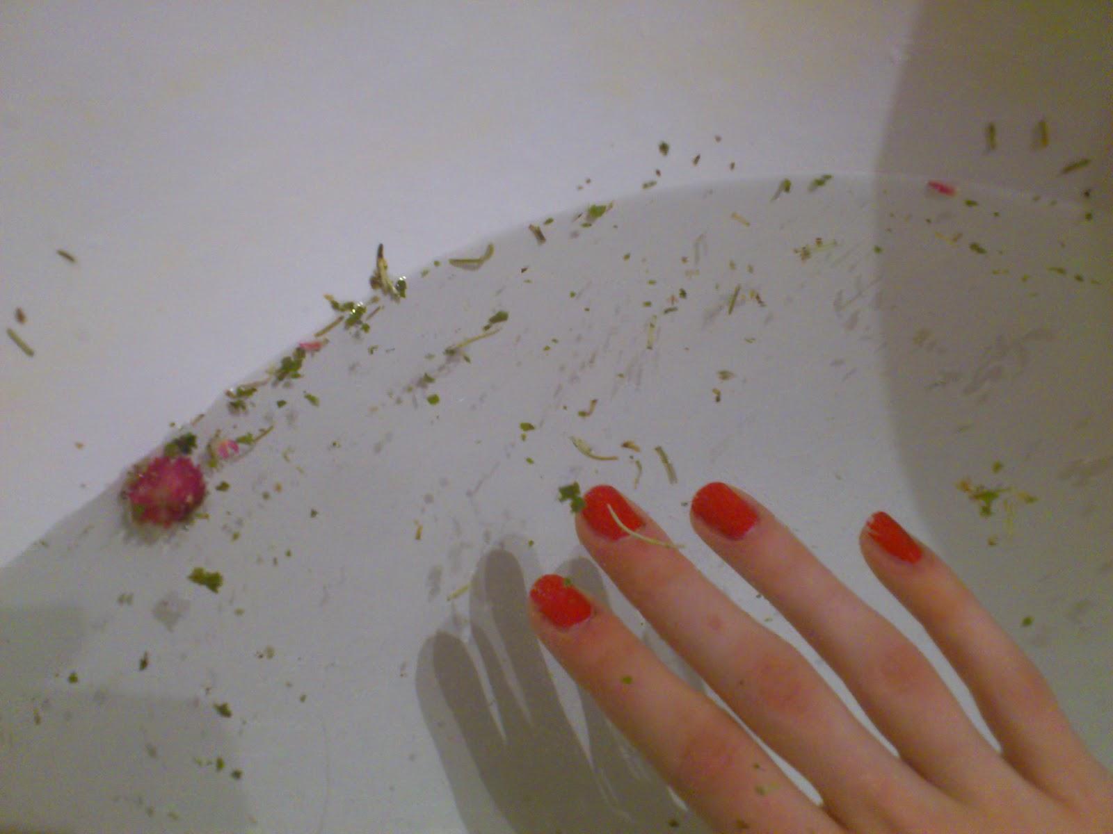Valeria chaos sopa de flores primaveral - Bombas de bano mercadona ...