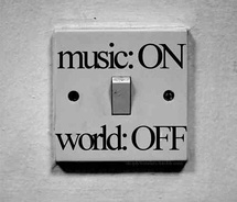 life off music on