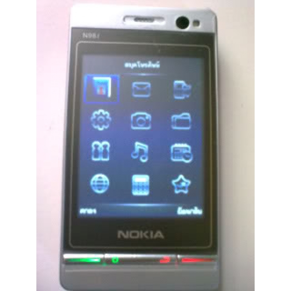 nokia n98i spesifikasi nokia n98i full touchscreen java no tv